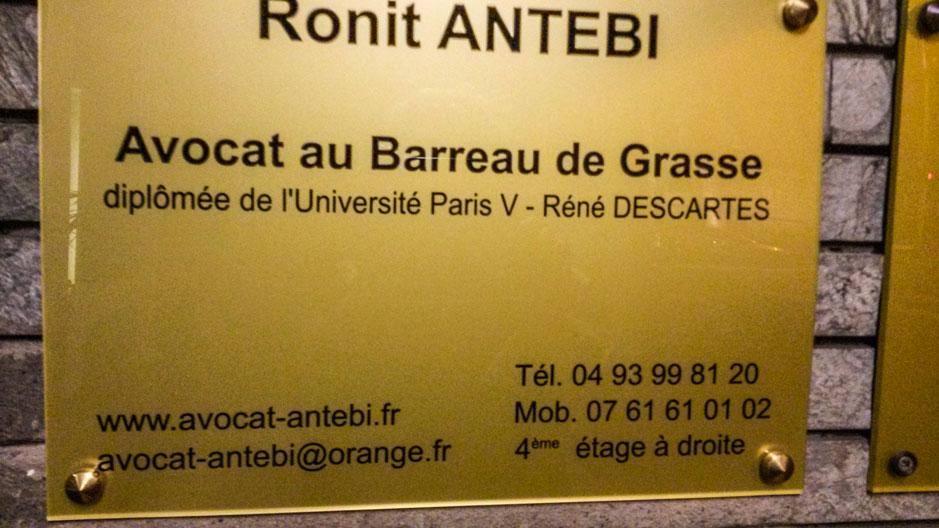 Avocat Cannes - Maître ANTEBI