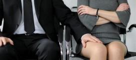 harcèlement sexuel travail