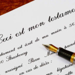 La contestation du testament authentique