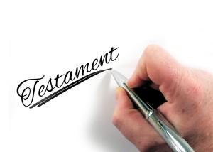 L'authenticité d'un testament et le pouvoir souverain des juges du fond