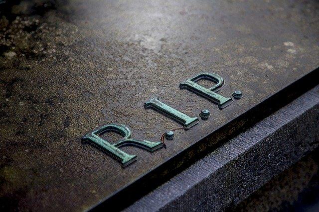tombe reste in peace